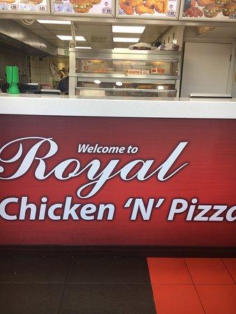 Royal Chicken Pizza London Restaurant Reviews Photos