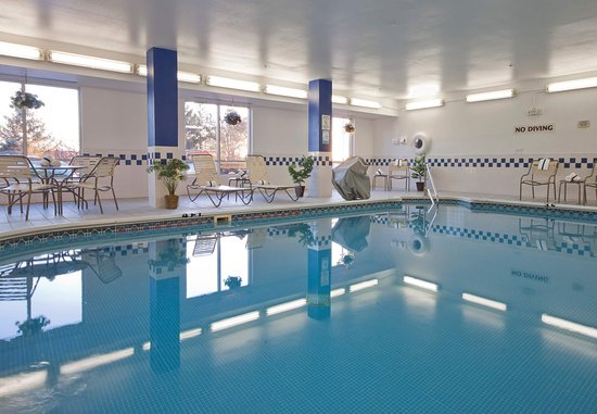 Liverpool, Nova York: Indoor Pool