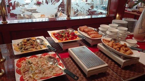 China Palast: Lunch buffet