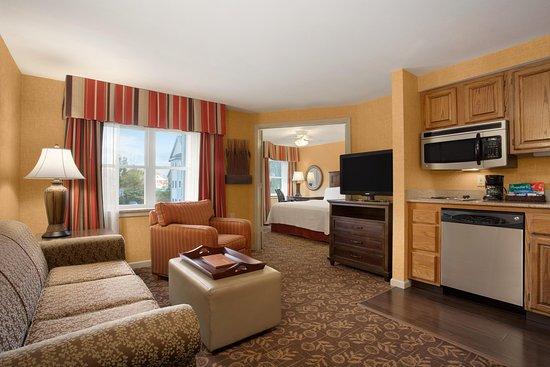 Liverpool, Estado de Nueva York: King Bedroom Suite