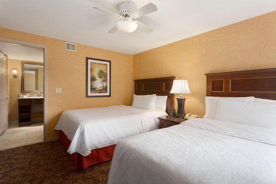 ลิเวอร์พูล, นิวยอร์ก: 2 Double Beds