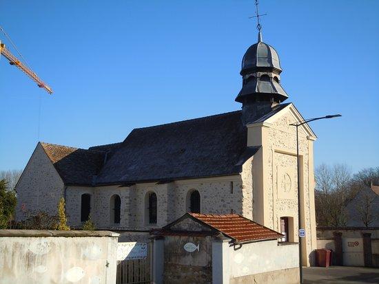 Église Saint Baudile