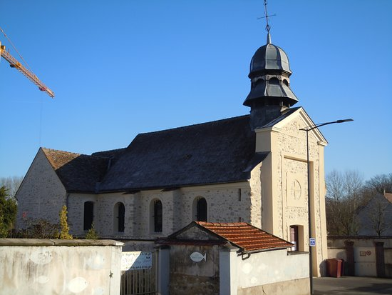 Eglise Saint Baudile