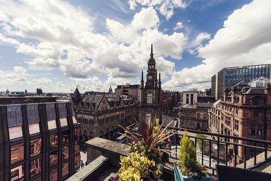 Carlton George Hotel, hoteles en Glasgow