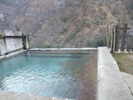 The Hot Spring Kheerganga Picture of Kheer Ganga Manikaran