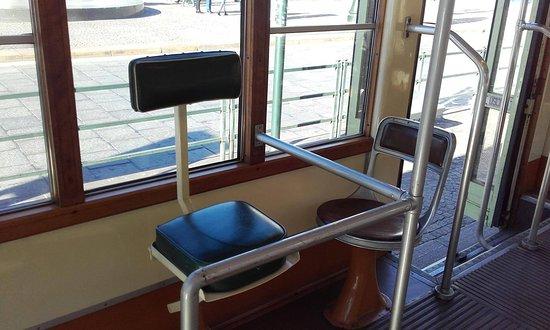 Linea 7 Storica: Tram Linea 7