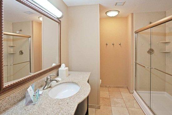 Kingston, NY: Suite Bathroom