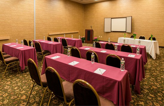 Hampton Inn & Suites Boston Crosstown Center: Jeep Jones Meeting Room