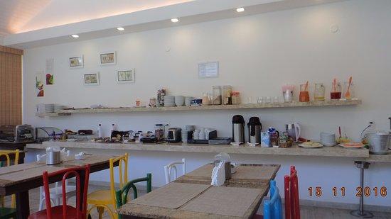 Auberge de la Langouste: Café da manhã