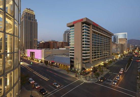 Photo of Salt Lake Marriott Downtown At City Creek Salt Lake City