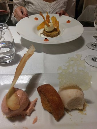 Carpentras, France : Desserts