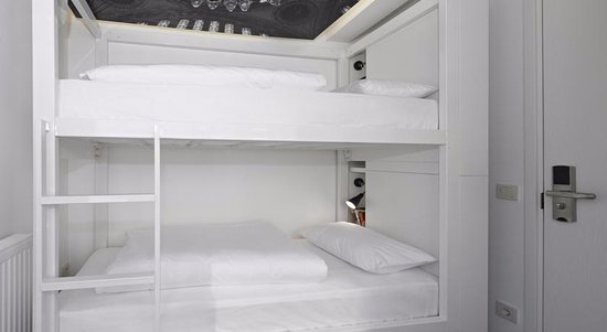Stay Inn Taksim Hostel: 2 bed female dorm
