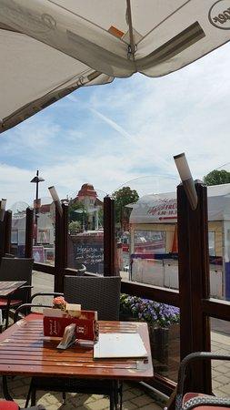 Restaurant HERBERTS: Herberts Terrasse2