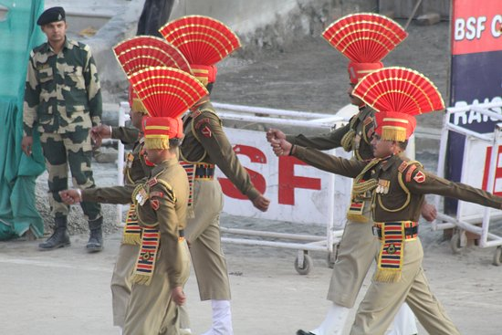 HOTEL AKAAL RESIDENCY: Wagha Border Ceremony