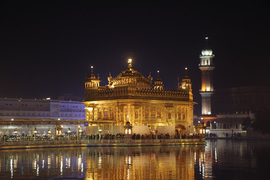 HOTEL AKAAL RESIDENCY: Golden Temple