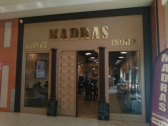Bretigny-sur-Orge, فرنسا: Madras