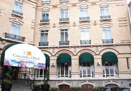 Concordia Hotel Le Mans Centre Gare   Voir Les Tarifs  150