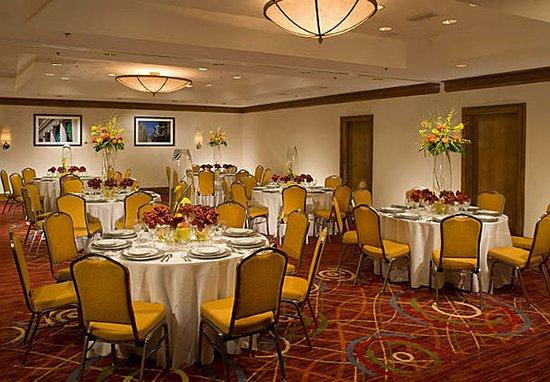 Chicago Marriott at Medical District/UIC: Wedding Banquet