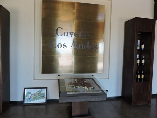 Clos de los Siete: Cuvelier Los Andes