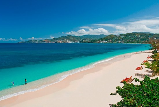 Grenada: Grand Anse Beach, Saint George