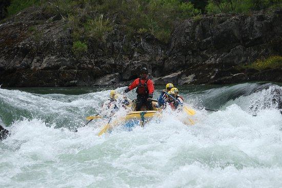 Futaleufu River Bio Bio Expeditions Camp: Rafting the Futaleufu