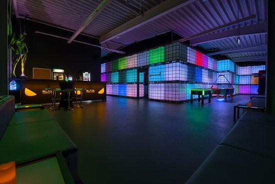 Herne, Tyskland: Lounge