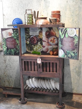 Küchenschrank Picture Of Phuket Thaihua Museum Phuket Town