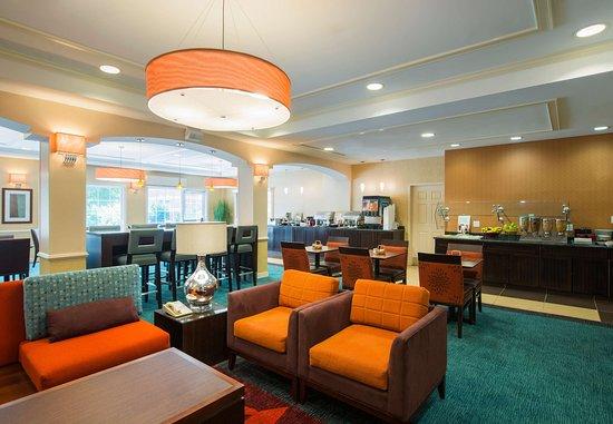 Residence Inn Boston Framingham: Lobby