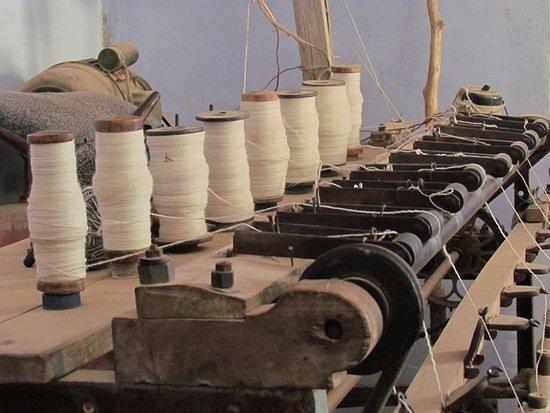 Spinning - Picture of The Charkha, Bikaner - TripAdvisor