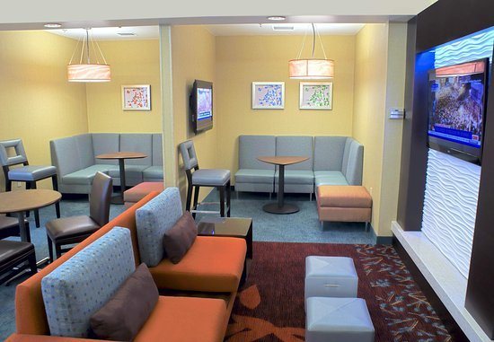 Milpitas, Kalifornien: Lobby Sitting Area