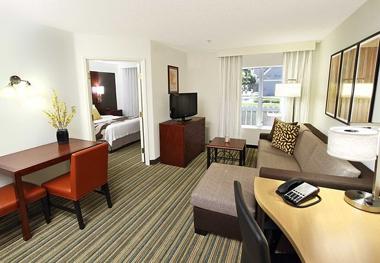 Milpitas, Kalifornien: One-Bedroom Suite