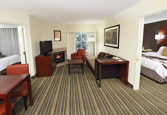 Milpitas, Kalifornien: Two-Bedroom Suite