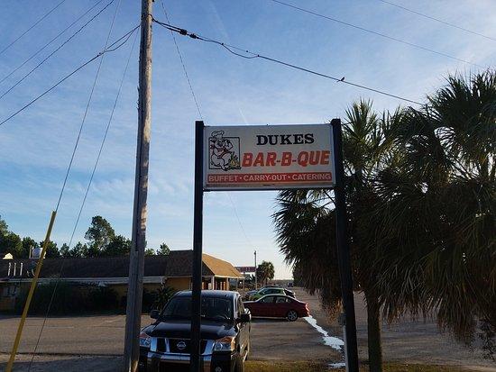 Aiken, Carolina del Sur: Duke's Bar-B-Q
