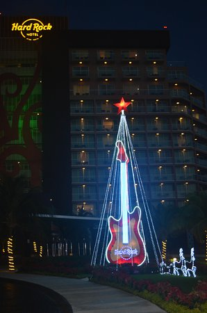 christmas at hard rock hotel cancun