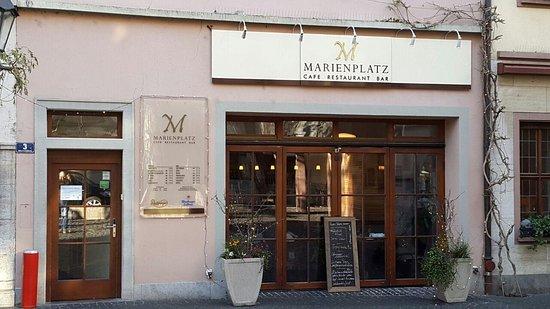 marienplatz w rzburg restaurant bewertungen telefonnummer fotos tripadvisor. Black Bedroom Furniture Sets. Home Design Ideas