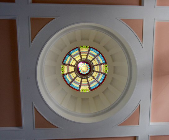 New Capitol Building: Dome in Capital museum