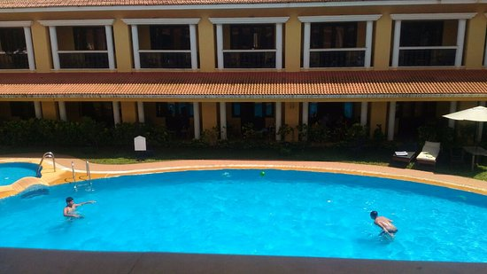 Casa De Goa Boutique Resort afbeelding