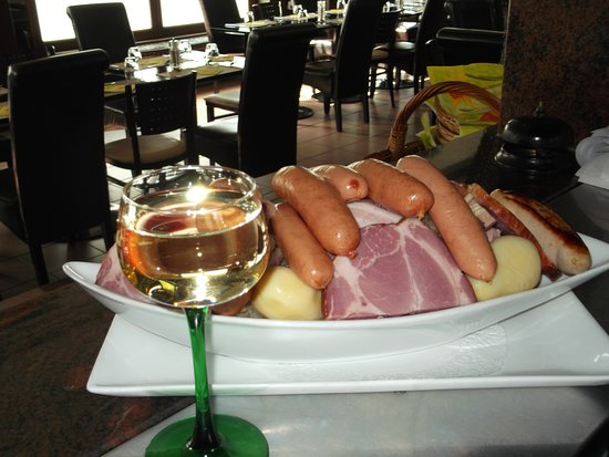 Restaurant chez chrisl ne et jo l haguenau for Restaurant haguenau