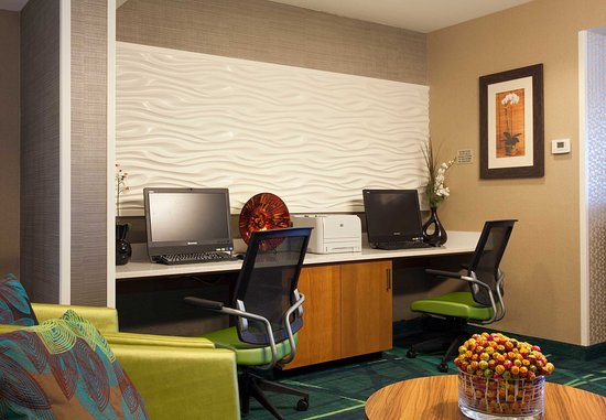 SpringHill Suites Phoenix Glendale/Peoria: Business Center