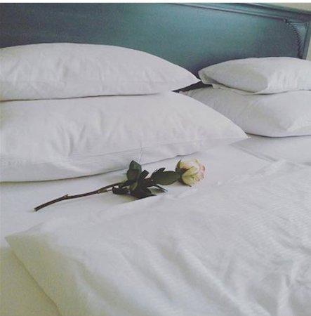Hotel Erzherzog Rainer: Valentine's day:)