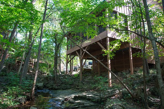 Pictures of Cabins at Green Mountain - Branson Photos