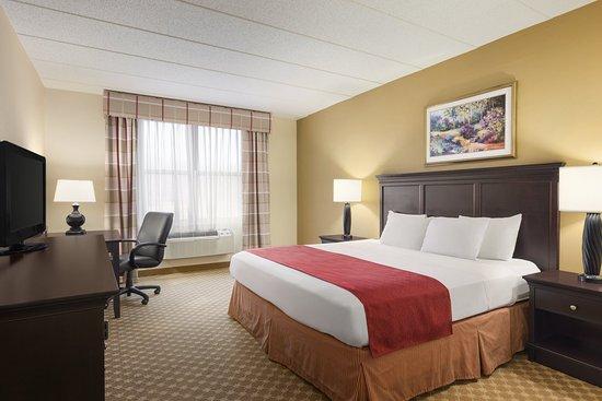 Pottsville, Pensilvanya: Guest Room