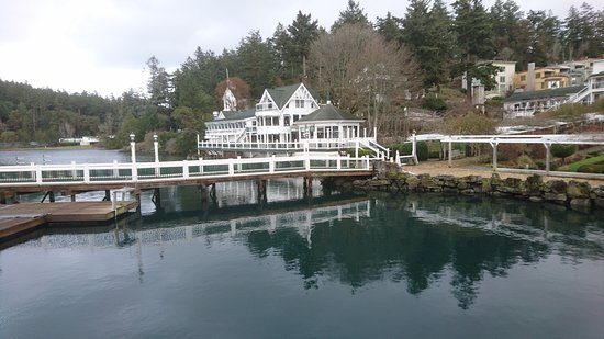 Friday Harbor, Waszyngton: A very beautiful part of San Juan Island.