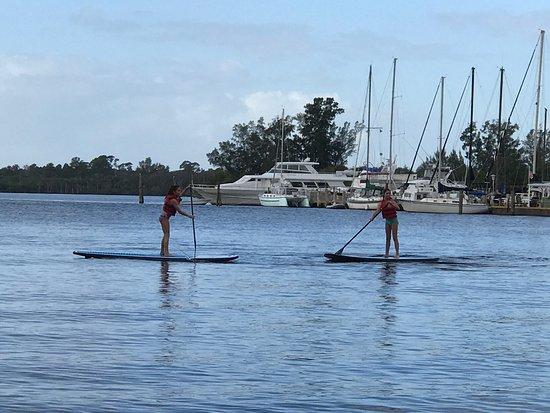 Port Saint Lucie, FL: Some views of Club Med.