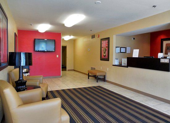 Extended Stay America - San Antonio - Colonnade: Lobby and Guest Check-in