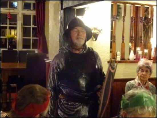 Bishopstone, UK: Sarum Morris Mummers 3
