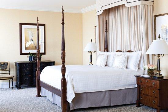 Four Seasons Hotel Houston: Presidential South Bedroom