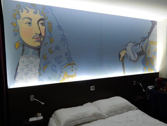 Chambre photo de hotel roi soleil prestige colmar - Chambre des metiers colmar ...