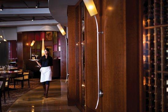 Four Seasons Hotel Houston: Quattro Restaurant