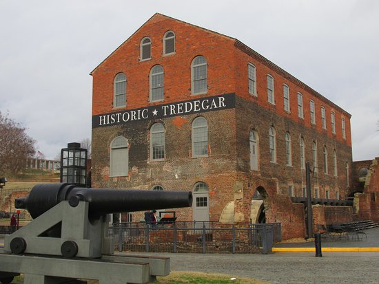 American Civil War Center at Historic Tredegar: Main Building (the Pattern Building) at Historic Tredegar
